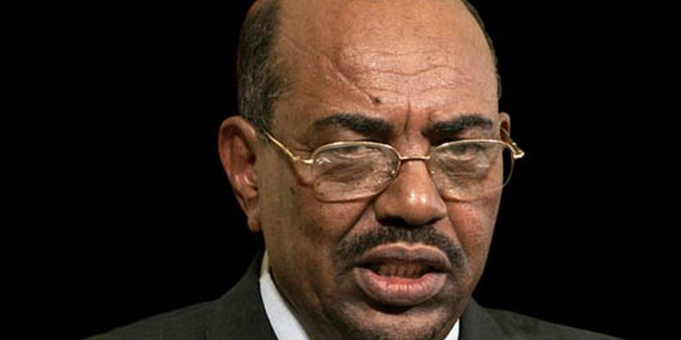 Le président soudanais Omar el-Béchir. © APGraphicsBank