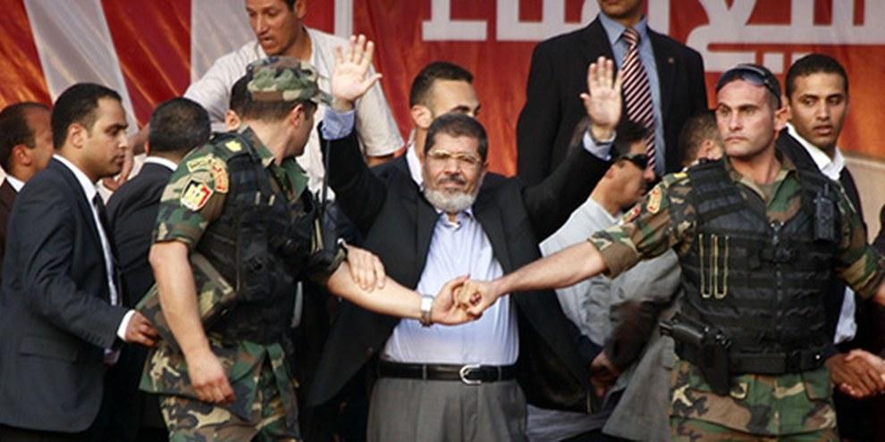 """Depuis la """"révolution du 25 janvier"""", les ONG sont strictement surveillées. © Mahmoud Khaled / Demotix"""