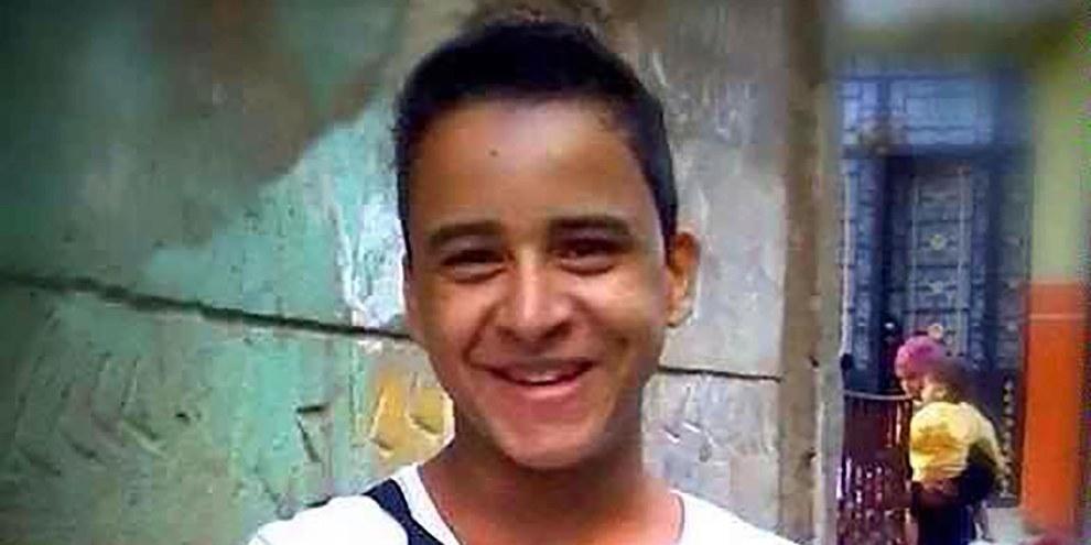 Mahmoud Hussein, arrêté en 2014, avait été accusé d'appartenir à un groupe interdit et d'avoir participé à une manifestation non autorisée. © Droits réservés
