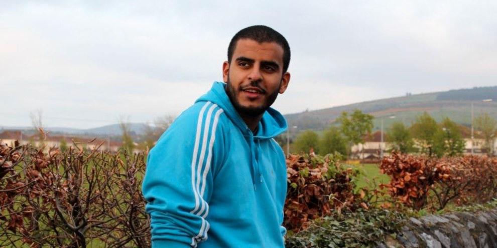 Selon Amnesty International, Ibrahim Halawa avait été emprisonné pour avoir exercé ses droits à la liberté d'expression et de réunion. © DR