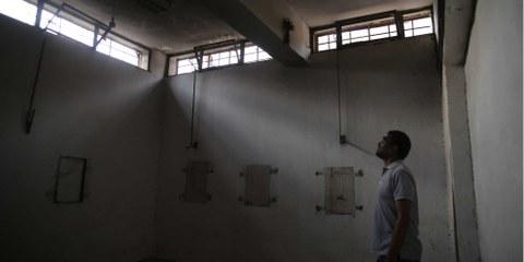 Neuf hommes exécutés à l'issue d'un procès inique