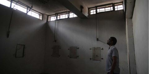 Les mises à mort s'accélèrent. En l'espace de trois semaines, les autorités égyptiennes ont exécuté 15 personnes. © Amnesty International