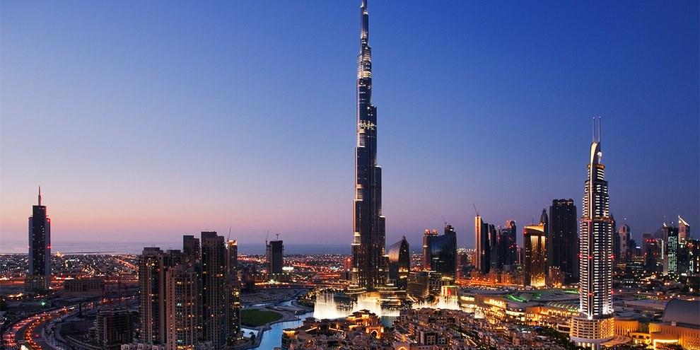Le skyline de Dubai © Sophie James / Shutterstock.com