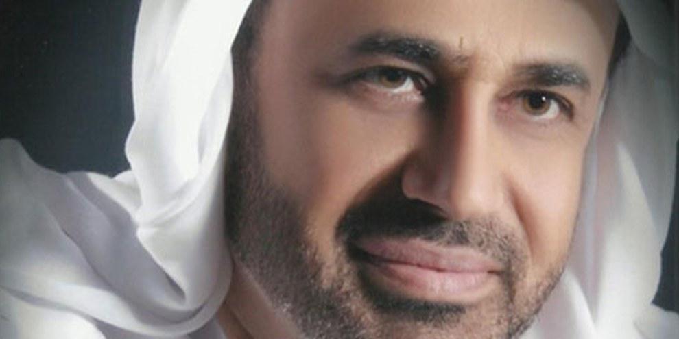 Mohammed al-Roken, condamné dans «l'affaire des 94 Émiriens», est un prisonnier d'opinion. © DR