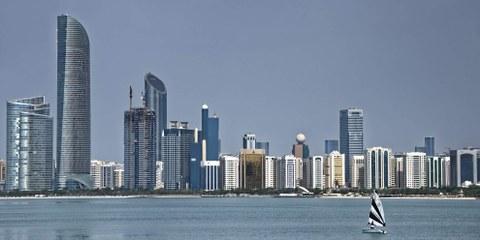 Les gratte-ciel d'Abu Dhabi. © Makalu / Pixabay
