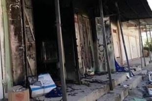 Attaques, pillages, incendies: des dizaines de milliers d'habitants contraints de fuir Tuz Khurmatu