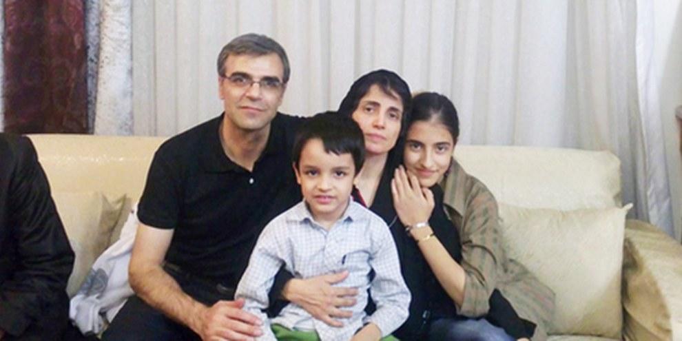 En 2012, seule une visite temporaire à sa famille lui avait été accordée ©DR