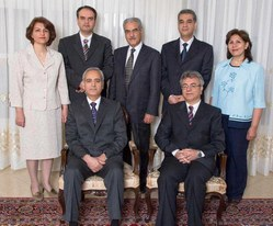 Sept membre de Baha'i © Privé