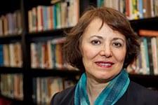 La professeure d'anthropologie, Homa Hoodfar libérée