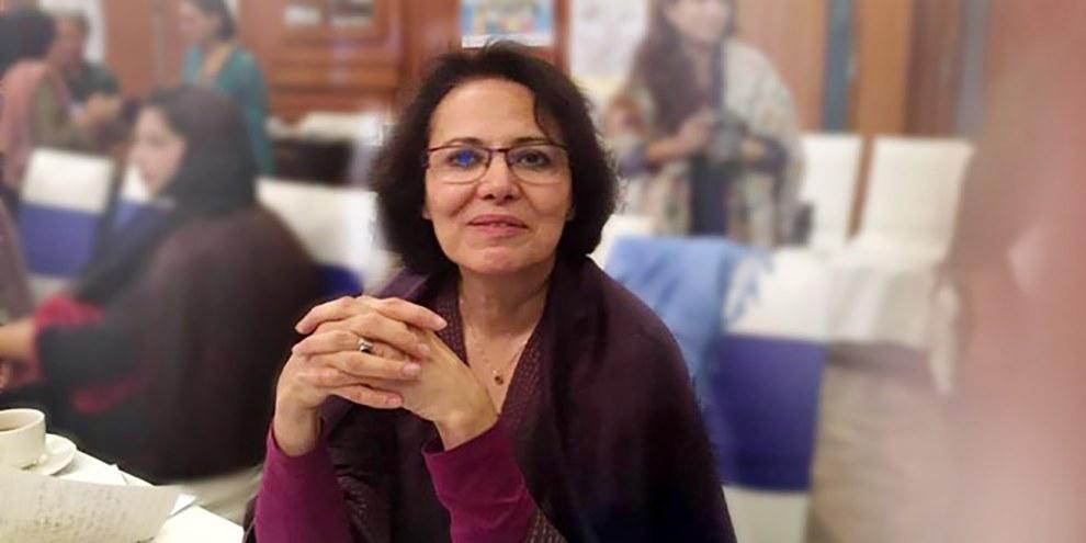 La professeure d'anthropologie Homa Hoodfar connue pour son travail sur les questions relatives à la condition de la femme a été arrêtée le 6 juin 2016.