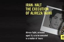 Les autorités iraniennes doivent stopper l'exécution imminente d'Alireza Tajiki