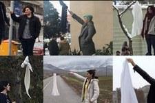 Les femmes défient la législation sur le port du voile