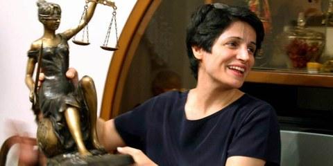 Liberté pour Nasrin Sotoudeh