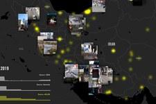 Coupure volontaire d'Internet pendant la répression meurtrière de 2019