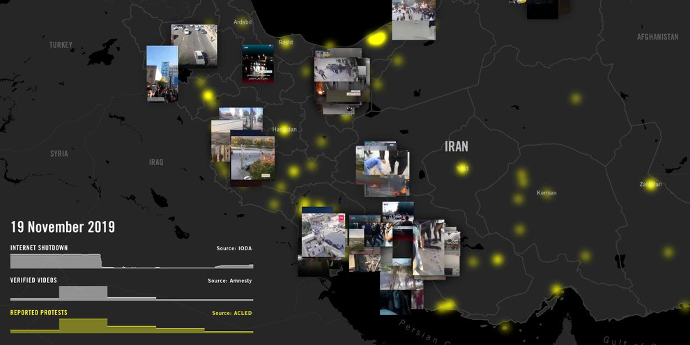 Iran – Web of Impunity