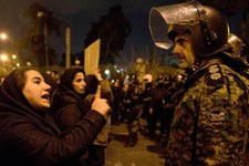 De nombreux blessés lors de la violente répression des manifestations