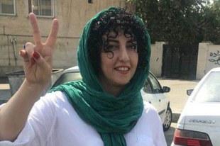 Narges Mohammadi a été libérée
