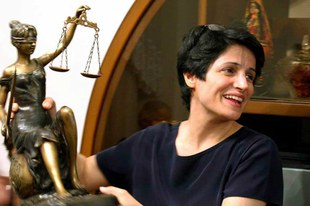 Nasrin Sotoudeh temporairement libérée