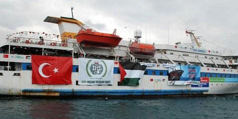 Amnesty International exige une enquête internationale et indépendante sur les homicides commis par l'armée israélienne lors de l'attaque des bateaux. © APGraphicsBank
