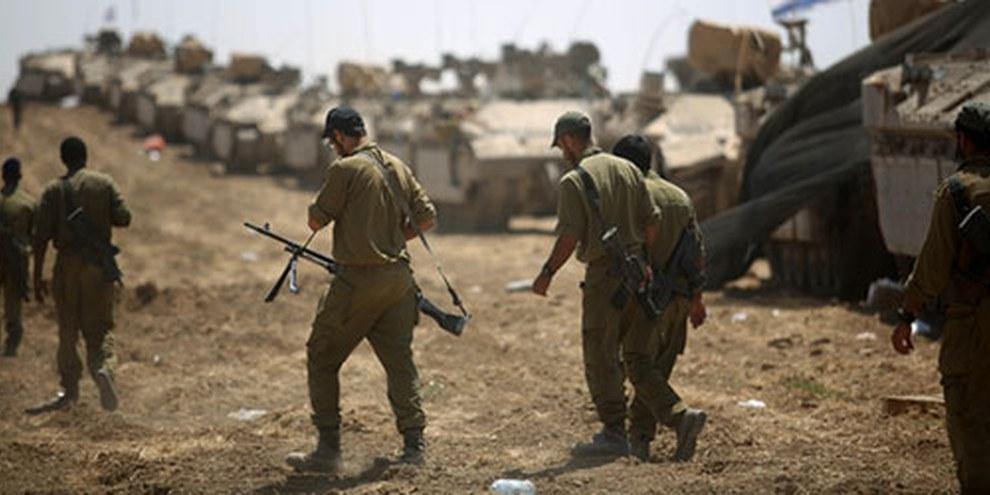 De nombreux éléments attestant des crimes de guerre commis par l'armée israélienne à Gaza. © EPA OLIVER WEIKEN / EPA