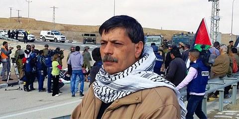 Ziad Abou Eïn est décédé après avoir été frappé par des soldats lors d'une marche de protestation dans un village près de Ramallah.  © DR
