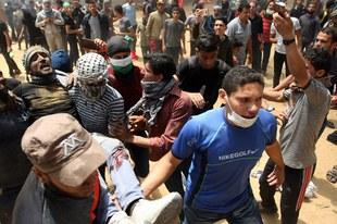 Un nouvel exemple horrible de l'usage excessif de la force par l'armée israélienne