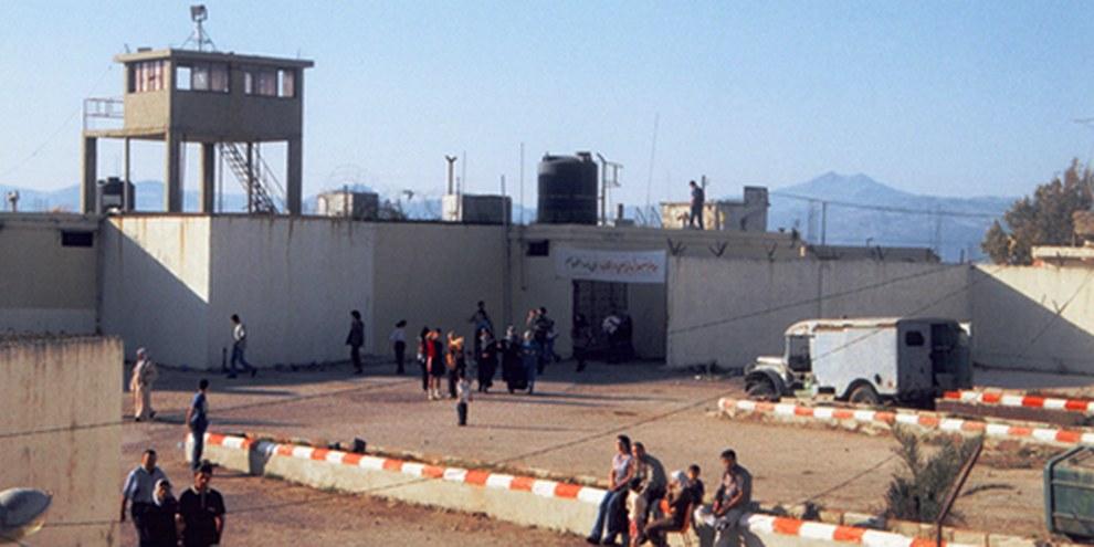 """L'armée et les services de renseignement soutirent par la force des """"aveux"""" à leurs prisonniers.  © AI"""
