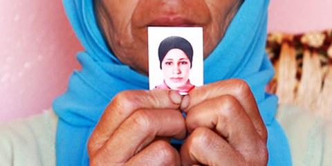 Amina Filali s'était suicidée après avoir été contrainte d'épouser l'homme qui l'aurait violée. © AP Photo/Abdeljalil Bounhar