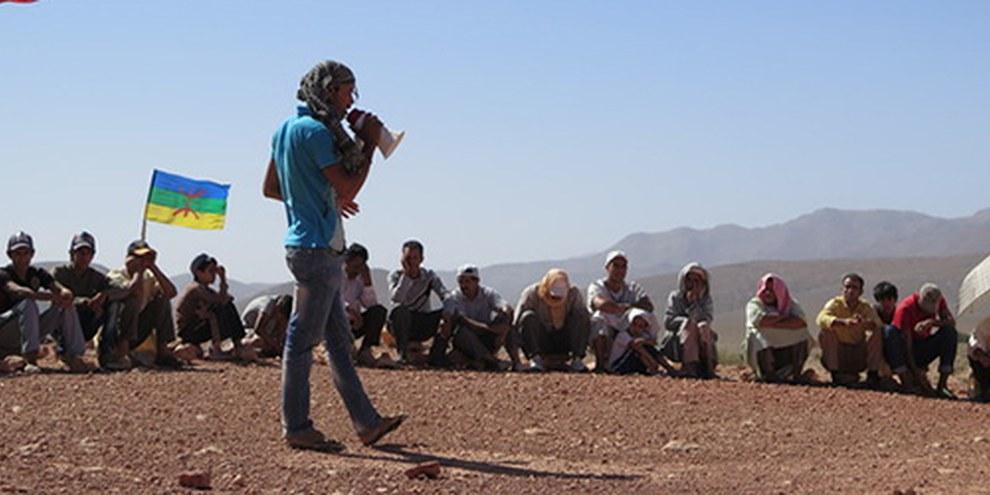 Les partisans de l'autonomie du Sahara occidental comptent parmi les victimes de mauvais traitements en détention. © DR
