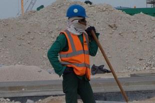 Coupe du monde 2022: travailleurs migrants impayés pendant des mois