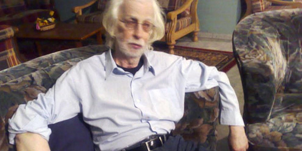 Le journaliste Salameh Kaileh a été torturé pendant sa détention en prison et dans un hôpital militaire en Syrie. © DR