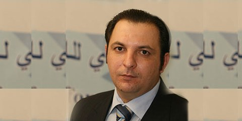 Mazen Darwish, directeur du Centre syrien pour les médias et la liberté d'expression (SCM), a passé plus de trois ans en détention arbitraire. | © droits réservés