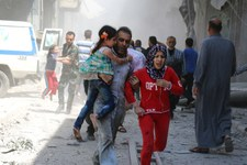 L'absence de réaction au niveau mondial favorise la destruction d'Alep
