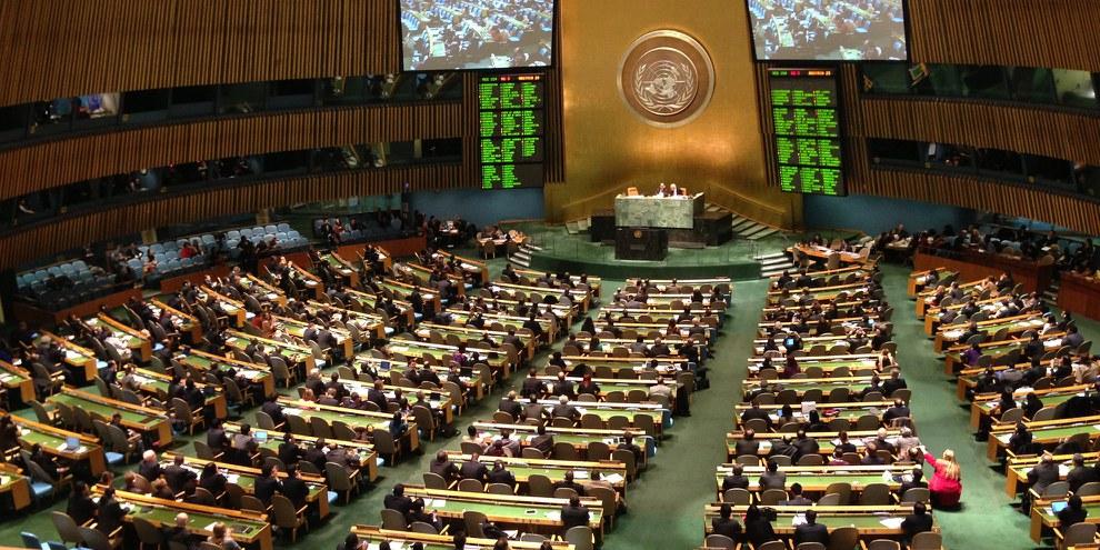 Les États membres de l'ONU peuvent et doivent utiliser tous les moyens diplomatiques dont ils disposent pour agir en vue de mettre un terme aux atrocités en Syrie. © Amnesty International