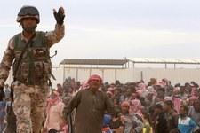 75 000 réfugiés piégés en plein désert