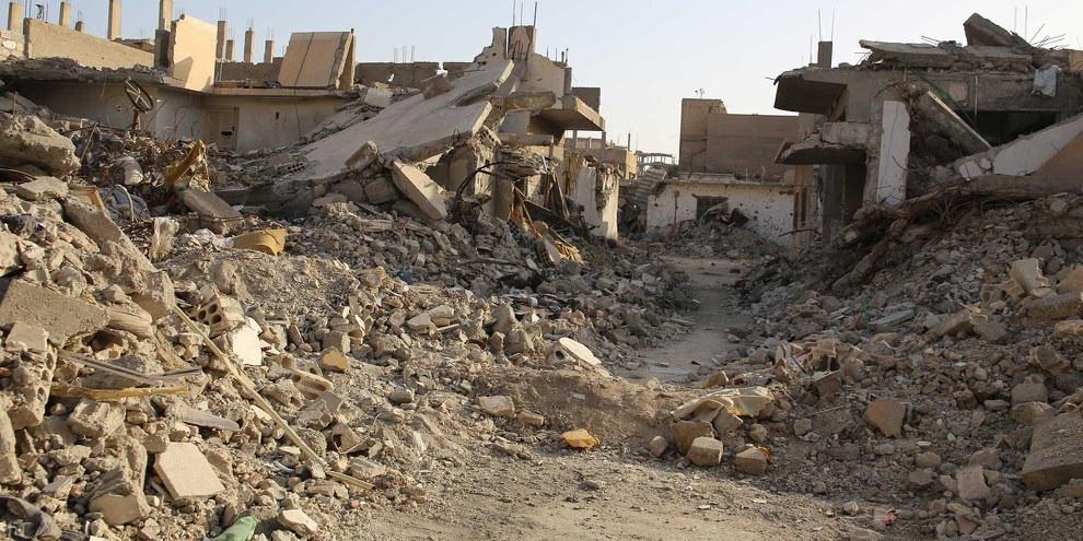 Raqqa  © Amnesty International