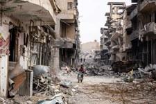 Des milliers de militants en ligne vont recenser les destructions causées à Raqqa