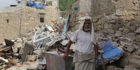 Plus de 2 100 civils, parmi lesquels au moins 400 enfants, ont été tués au cour du conflit au Yémen. | © Amnesty International