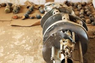 Des civils tués et mutilés dans des zones contaminées par des bombes à sous-munitions
