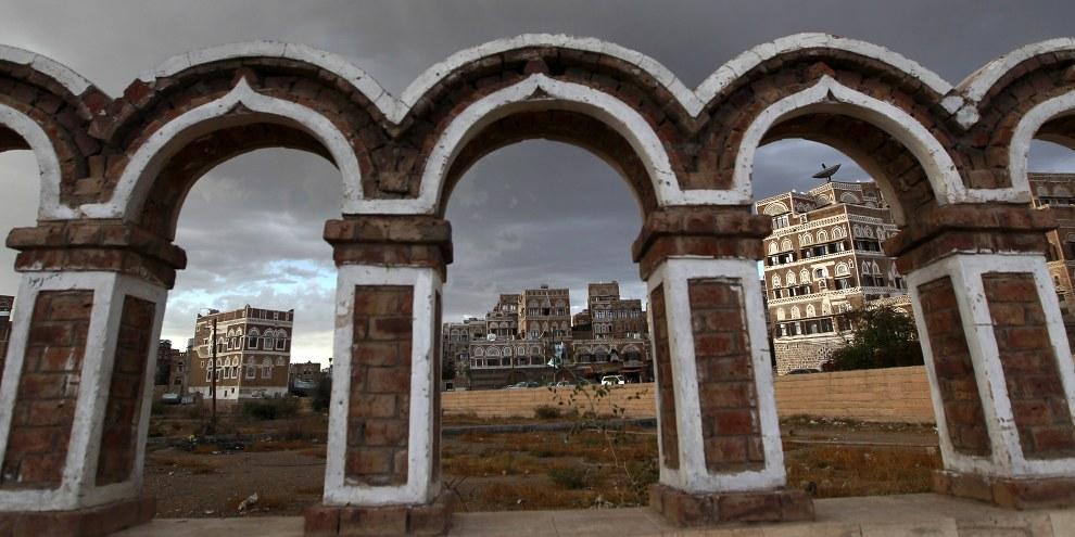 Depuis 18 mois, le conflit au Yemen a fait a fait des milliers de morts, 80 % de la population requiert d'urgence une assistance humanitaire. © MOHAMMED HUWAIS/AFP/Getty Images