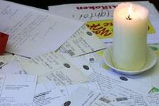 Marathon des lettres et bougies de la liberte