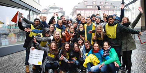 Amnesty YOUTH Action Meeting 2017