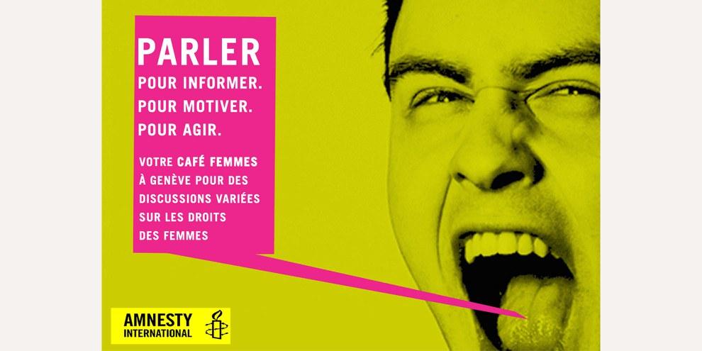 Flyer Café Femmes