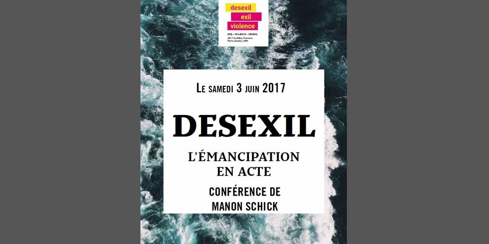 © Programme de DESEXIL