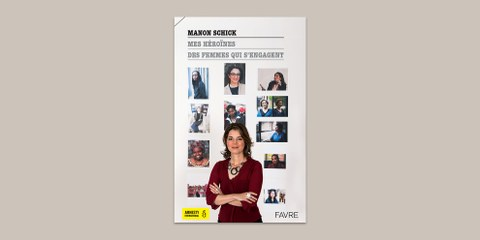 Conférence-débat avec Manon Schick