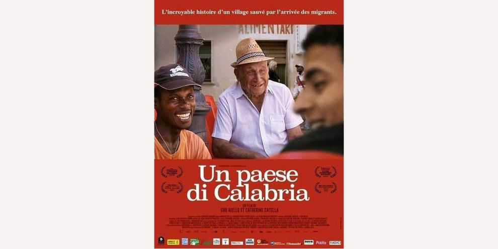 Affiche du film «Un paese di Calabria»