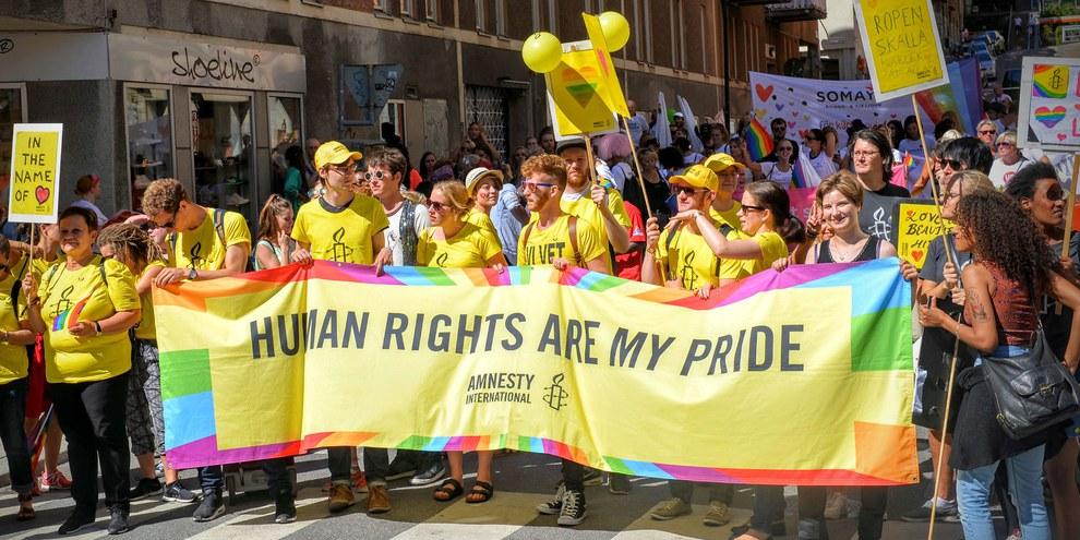 Stockholm Pride 2015. © Jonatan Svensson Glad