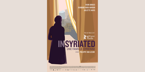 Insyriated – une famille syrienne