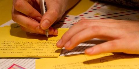 Marathon des lettres en librairie