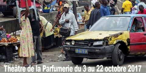 Pièce de théâtre «Je suis Kinshasa» et conférence